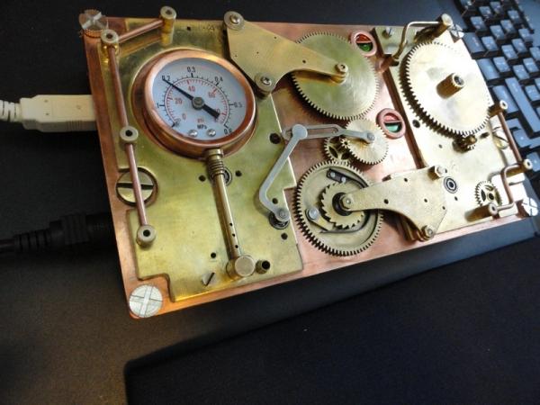 Прибор для измерения артериального давления от Павла Буре (временно закрыто)