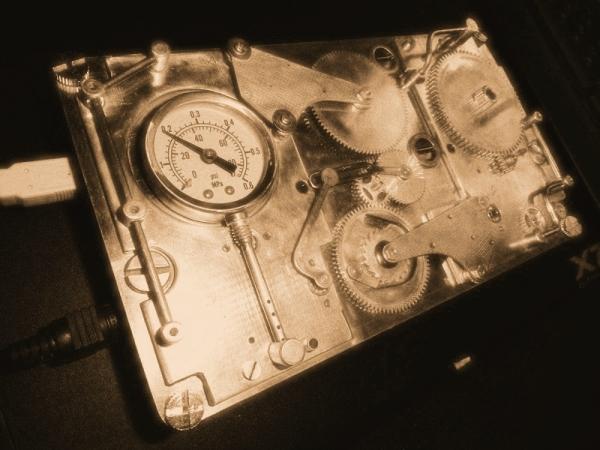 Прибор для измерения артериального давления от Павла Буре