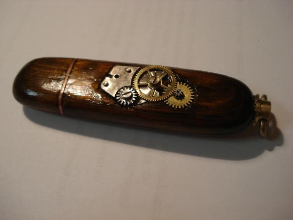 Стимпанк флеш на 16 паровых котлов. (Фото 7)