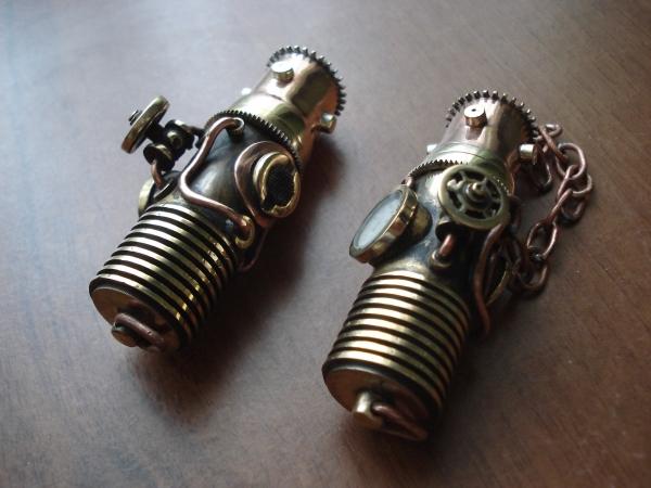 Конденсаторы на пару. (Фото 8)