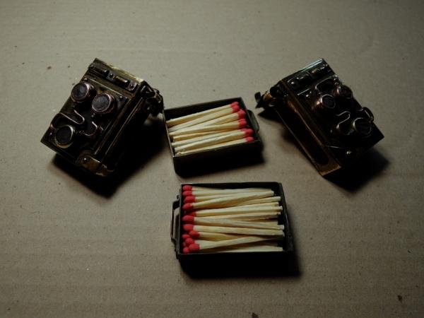 Атака клонов или набор Пиромана любителя. (Фото 31)