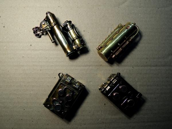 Атака клонов или набор Пиромана любителя. (Фото 50)