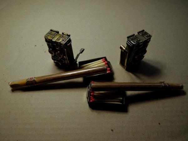 Атака клонов или набор Пиромана любителя. (Фото 30)
