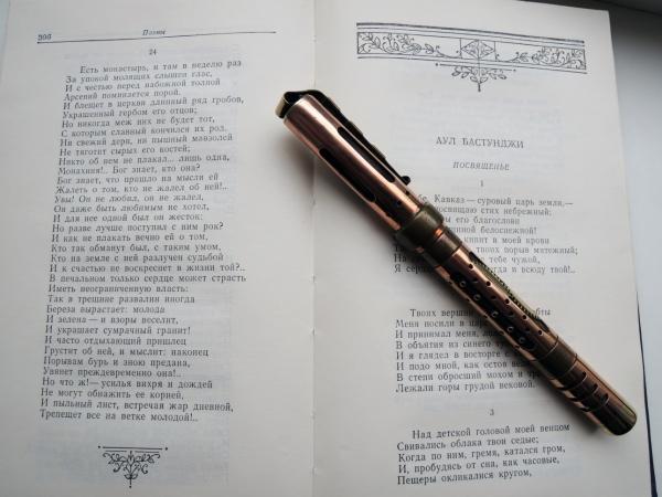 Поставте росчерк сэр (Стимпанк ручка) 2