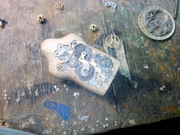 Clockwork флешки