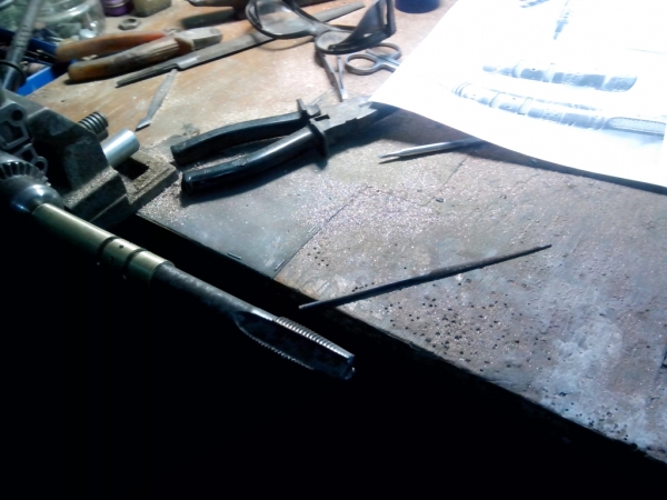 Ручка Древних сил 2 (ворк)