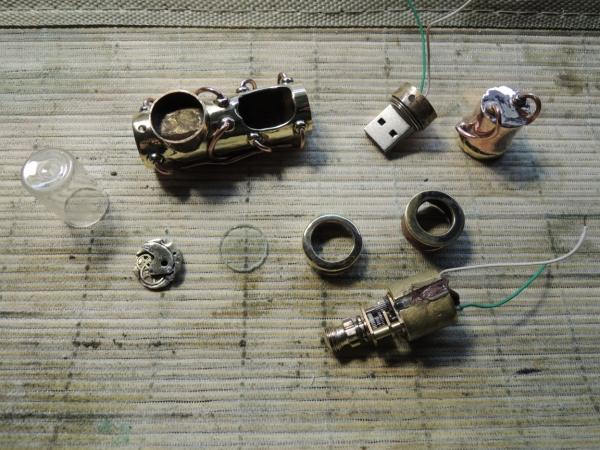 Жуки с моторчиками.