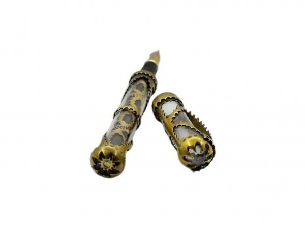 Стимпанк ручка Арктур