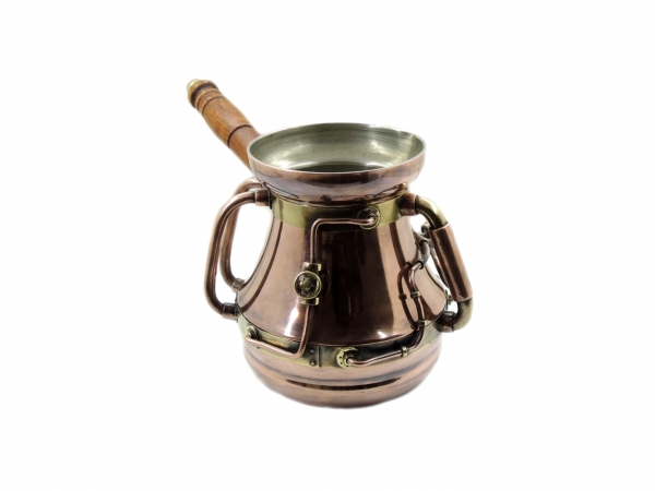 Стимпанк турка для кофе.