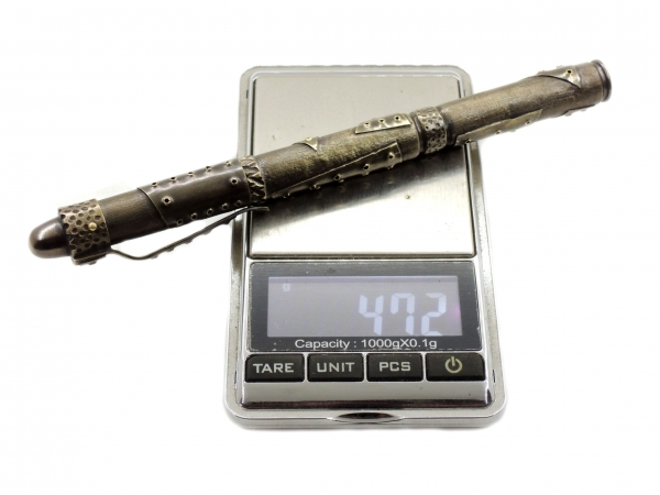 Стмипанк ручка Рея