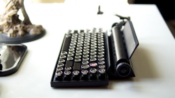 клавиатура от Qwerkywriter 5