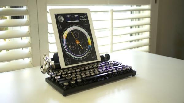 клавиатура  от Qwerkywriter 1