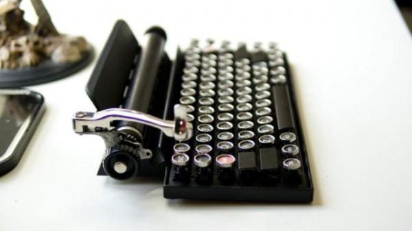 клавиатура от Qwerkywriter 6