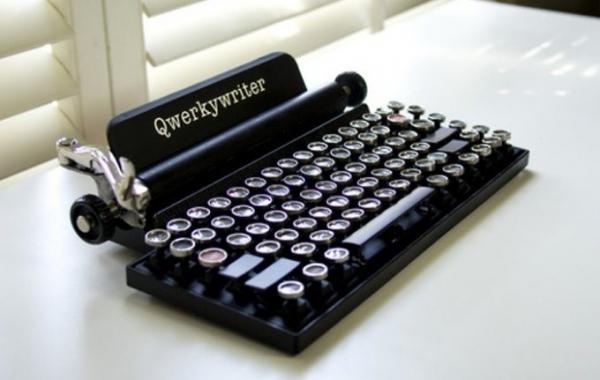 клавиатура от Qwerkywriter 2