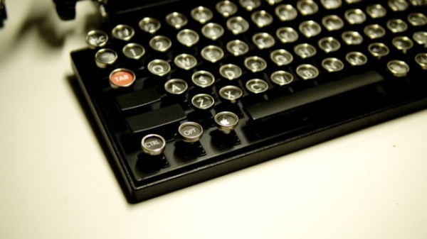 клавиатура от Qwerkywriter 7
