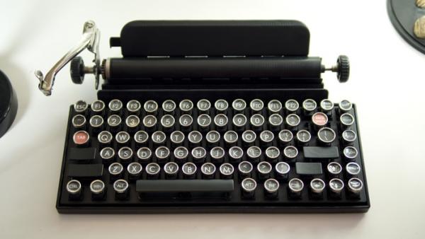 клавиатура от Qwerkywriter 4