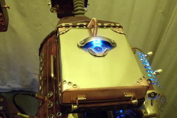 Компьютер в Викторианском стиле (Фото 5)