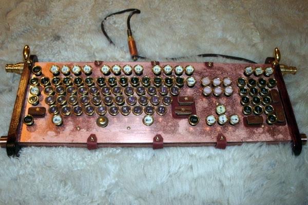Компьютер в Викторианском стиле (Фото 12)