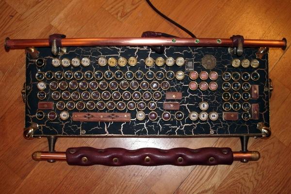 Компьютер в Викторианском стиле (Фото 7)