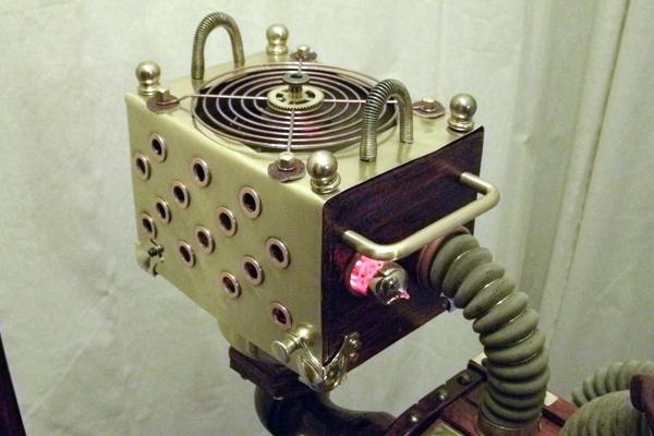 Компьютер в Викторианском стиле (Фото 4)