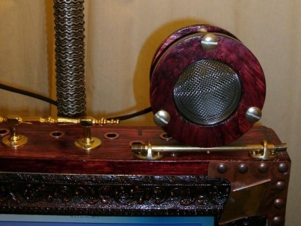 Компьютер в Викторианском стиле (Фото 8)
