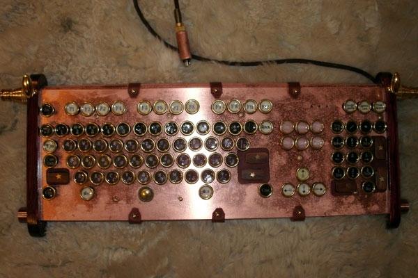Компьютер в Викторианском стиле (Фото 13)