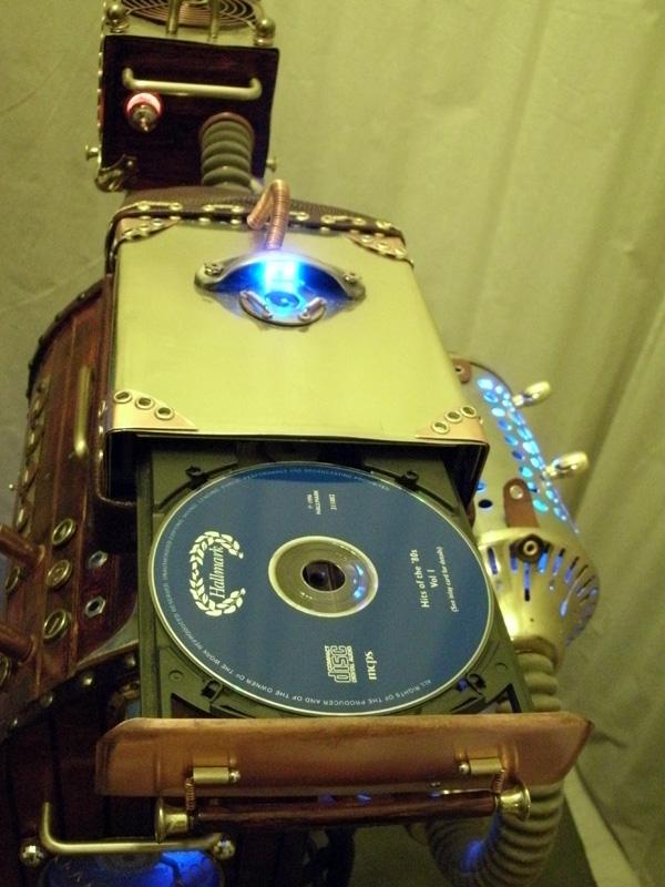 Компьютер в Викторианском стиле (Фото 6)