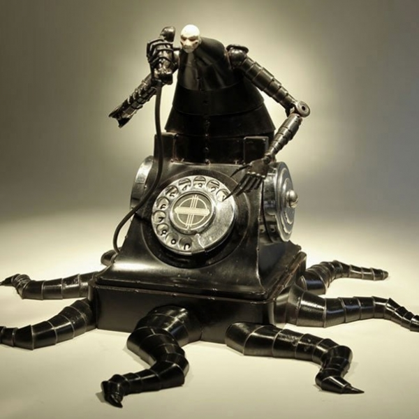 Роботы Бротхертона (Фото 2)