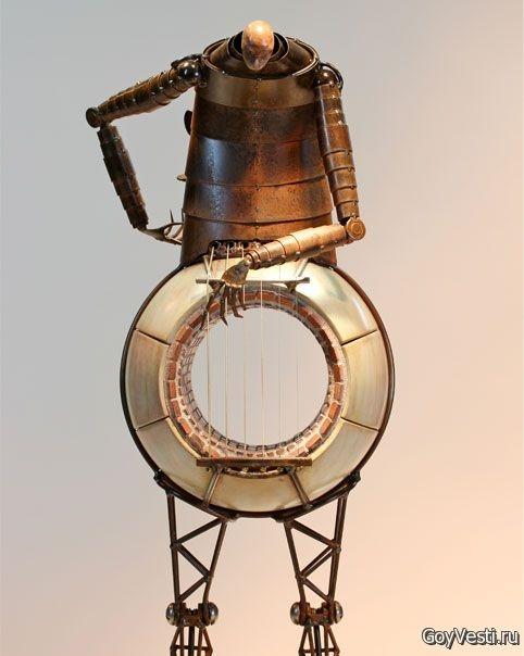 Роботы Бротхертона (Фото 9)