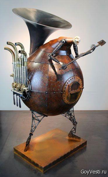 Роботы Бротхертона (Фото 10)