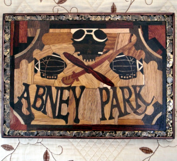 Abney Park. Очередной подарок.