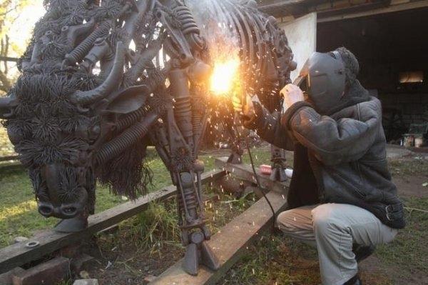 Железный бык (Фото 2)