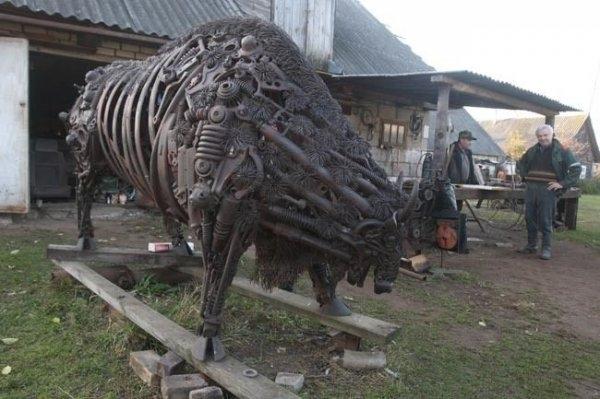 Железный бык (Фото 3)