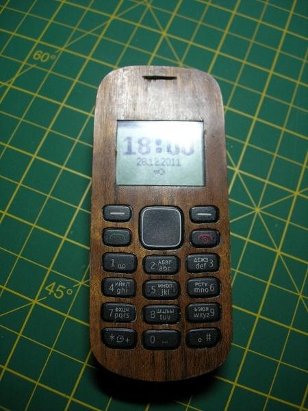 """Телефон в стиле """"Леонардо"""" (Фото 2)"""