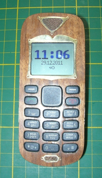 """Телефон в стиле """"Леонардо"""" (Фото 4)"""
