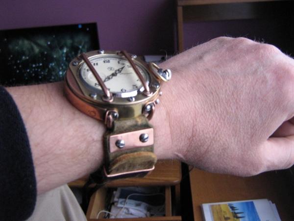 Ремонт часов своими руками браслет 26