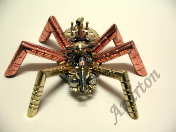 Боевой паук (Фото 10)