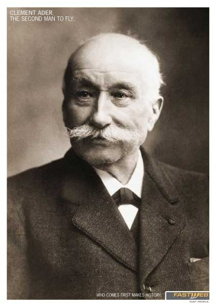 Клемент Адер, французский изобретатель