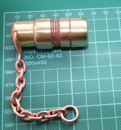 Флэшка из сантех фурнитуры (Фото 4)