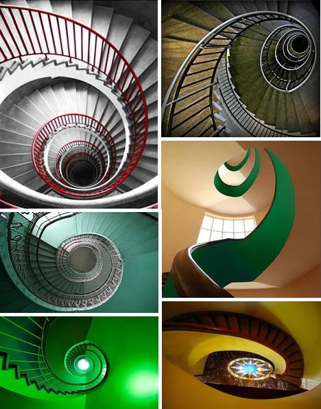 Винтовые лестницы (Фото 3)