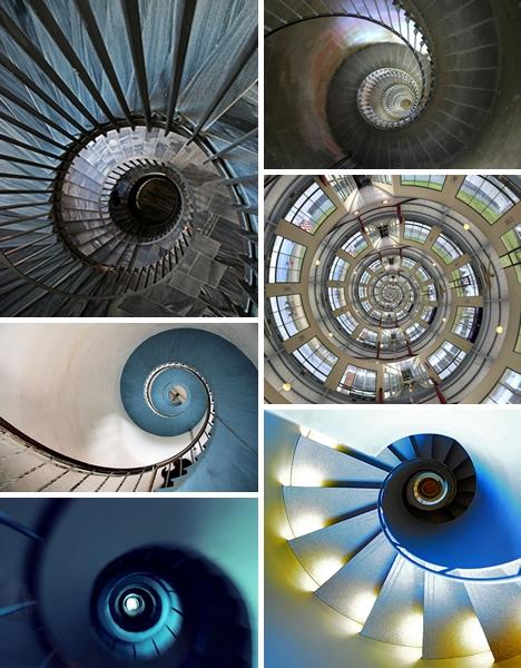 Винтовые лестницы (Фото 14)