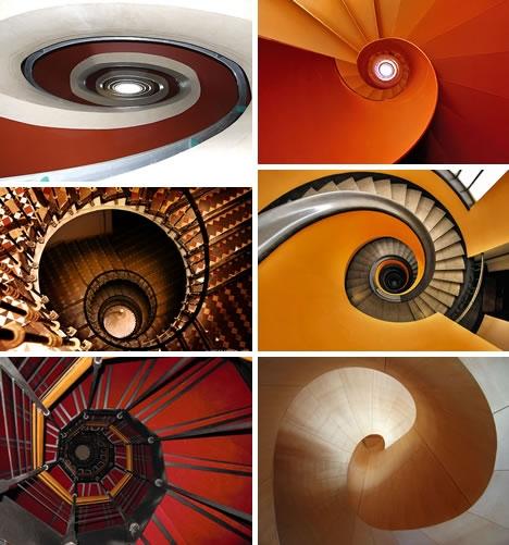 Винтовые лестницы (Фото 5)