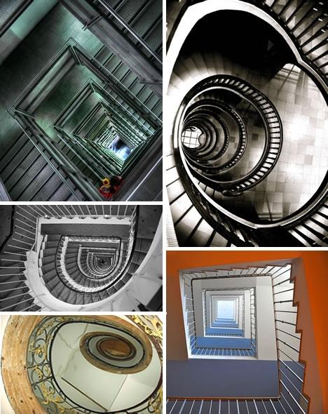 Винтовые лестницы (Фото 13)