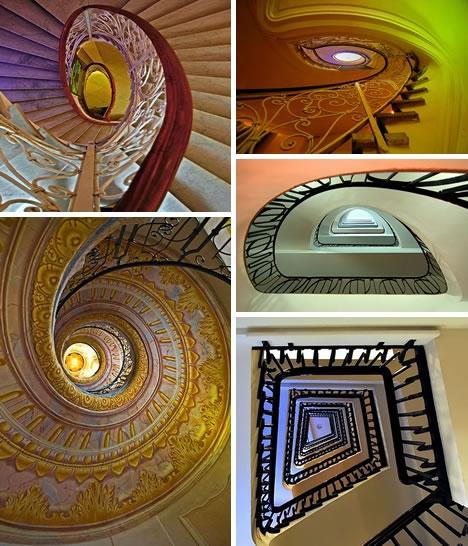 Винтовые лестницы (Фото 2)
