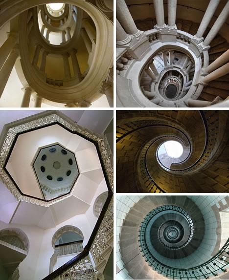 Винтовые лестницы (Фото 4)