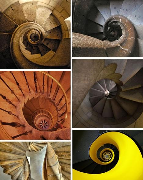 Винтовые лестницы (Фото 8)