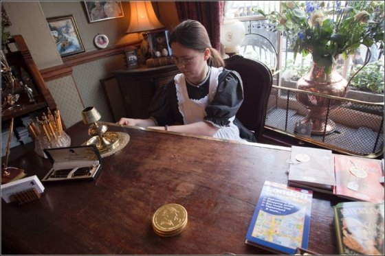 Музей Шерлока Холмса(немного Steampunk,дух старой, доброй Англии) (Фото 5)