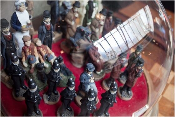 Музей Шерлока Холмса(немного Steampunk,дух старой, доброй Англии) (Фото 6)