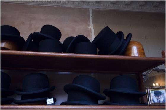 Музей Шерлока Холмса(немного Steampunk,дух старой, доброй Англии) (Фото 9)