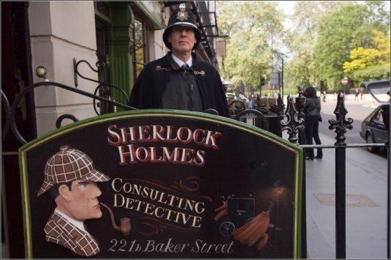 Музей Шерлока Холмса(немного Steampunk,дух старой, доброй Англии) (Фото 14)
